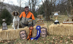 Ugg Canadian national springer winner