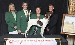 Top Shooting Dog Derby Award