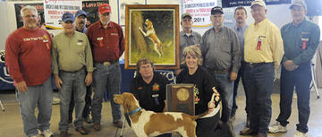 Outstanding Nite Hunt Coonhound Award