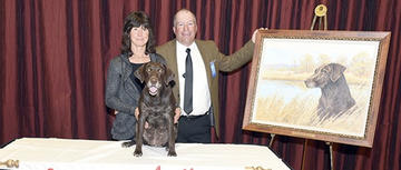 Outstanding Amateur Retriever Award