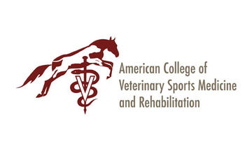 American College of Veterinary Sports Medicine and Rehab logo